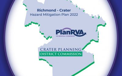 Virtual Public Meeting:  Richmond- Crater Hazard Mitigation Plan Update March 9, 2021