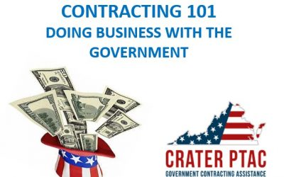 Contracting 101 – The Basics of Doing Business with the Federal Government